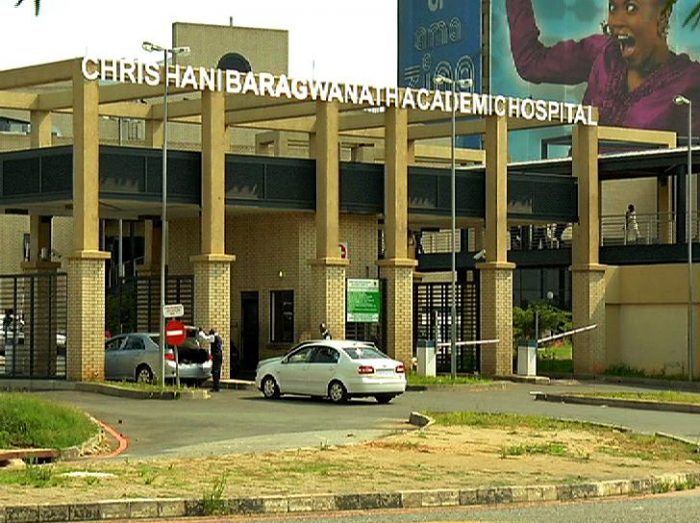 Chris Hani Bara Academic  Hospital - Soweto
